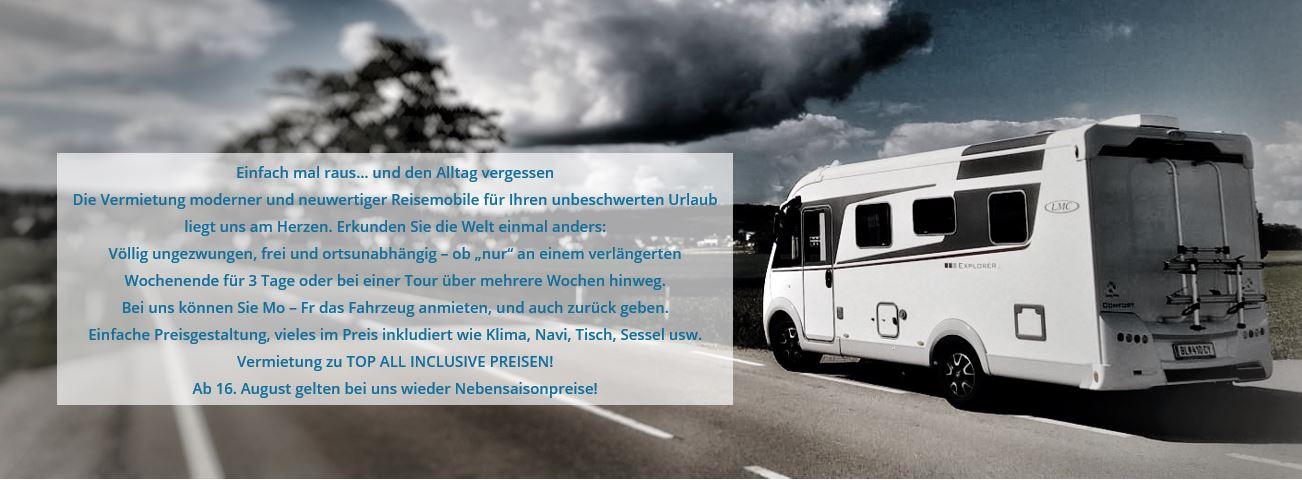 Miete Reisemobil